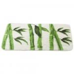Коврик для ванной 50*80см Bamboo зеленый (Green), акрил SWENSA