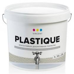 Покрытие декоративное Plastique 5,3кг
