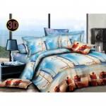 Комплект постельного белья 1,5 сп. СОФТ-САТИН М-9