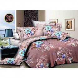 Комплект постельного белья 1,5 сп. СОФТ-САТИН М-13