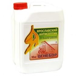 Состав Огнебор 10кг биоогнезащитный