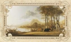 Декор 30*50 Rotterdam beige 01