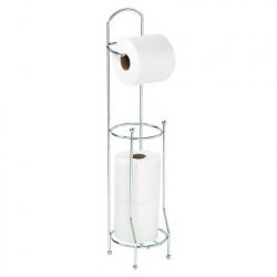 Гарнитура для туалета с держателелем и накопителем для т/бумаги нжс