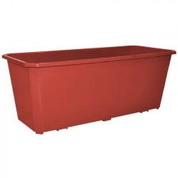 Ящик балконный 40см терракотовый ING1801ТР