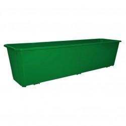 Ящик балконный 60см темно-зеленый ING1802ТЗЛ