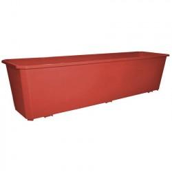 Ящик балконный 60см терракотовый ING1802ТР