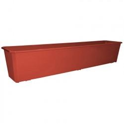 Ящик балконный 80см терракотовый ING1803ТР