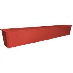 Ящик балконный 100см терракотовый ING1804ТР