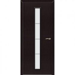 Полотно дверное ЛР-27-800 Венге матовое