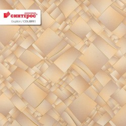 Линолеум бытовой ERUPTION Colibri1 3,0/0,2мм шир. 3,5м
