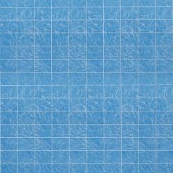 Панель стеновая МДФ 1,22*2,44*0,003м Лазурныймрамор15х20