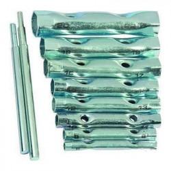 Набор ключей трубчатых 6-22мм 9шт с воротком Sparta 137525