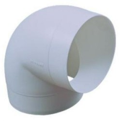 Колено круглое 121Р (90*) 100мм