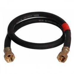 Подводка для газа резиновая 302.645.005-07 1,2м /ШК/