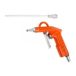 Пистолет продувочный короткая+длинная 15см насадки WESTER BP-10