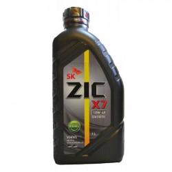 Масло моторное 10W40 1л полусинтетическое ZIC X7 LS/SM/CF