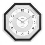 Часы настенные кварцевые ENERGY модель ЕС-12 восьмиугольные