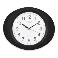 Часы настенные кварцевые ENERGY модель ЕС-04 овальные