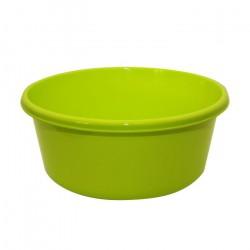 Таз круглый 6л салатовый