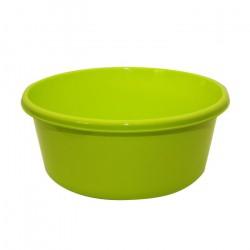 Таз круглый 8л салатовый