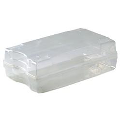 Коробка для хранения обуви 380х205х130