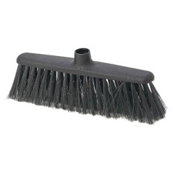 Щетка для уборки мусора ЭКОНОМ черный