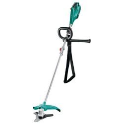 Электротриммер Bosch AFS 23-37 1000 Вт, ширина скоса: леской 37см/нож 23см, вес 5,3кг 06008A9020