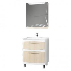 Комплект мебели 65см IKA Орлеан Н лен светлый