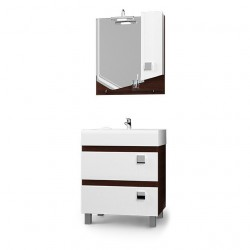 Комплект мебели 65см IKA Анжер венге