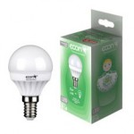 Лампа светодиодная ECON LED P 7Вт E14 3000K P45