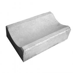Желоб водосточный 500*160*50 серый (А)