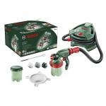 Распылитель электрический Bosch PFS 5000 E, 1,2кВт, 500мл/мин., бак 1л, 4,8кг