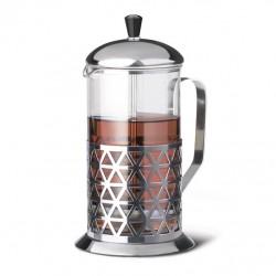Френч-пресс 600мл для заваривания чая и кофе APOLLO Network NTW-600