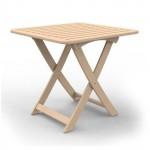 Стол деревянный  0,644*0,65*0,65