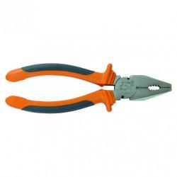 Плоскогубцы 180мм с двухкомпонетной ручкой T4P 3501002
