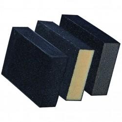 Губка для шлифования 100*70*25мм грубая Р60 PQtools 2209003