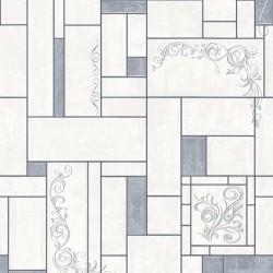 Обои 510-14 Home Color винил 0,53*10,05м геометрия, серый