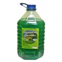 Жидкость для стеклоомывателя летняя 5л