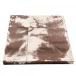 Плитка тротуарная 300*300*25 Коричневый мрамор