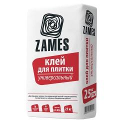 Клей плиточный Zames Универсальный 25 кг