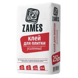 Клей плиточный Zames Усиленный 25 кг
