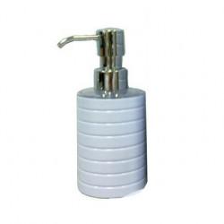 Дозатор жидкого мыла Trento белый пластик SWP-0680WH-A