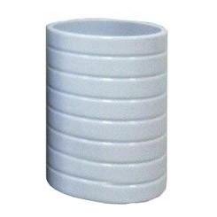 Стакан Trento белый пластик SWP-0680WH-C