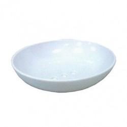 Мыльница Trento белый пластик SWP-0680WH-D