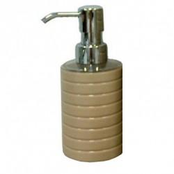 Дозатор жидкого мыла Trento бежевый пластик SWP-0680BG-A