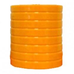 Стакан Trento оранж  пластик SWP-0680OR-C