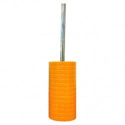 Ерш напольный Trento оранж  пластик SWP-0680OR-E