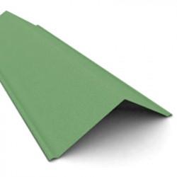 Щипец черепица Ондулин зеленый