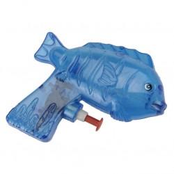 Пистолет водяной 10см, в форме рыбки