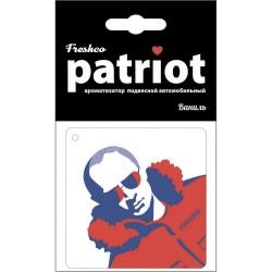 Ароматизатор на подвеске Patriot Путин Ваниль AR1PK001